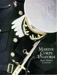 marine officer uniform