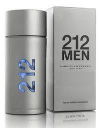 212 for men carolina herrera
