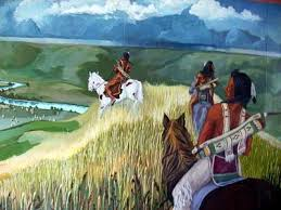 sioux indians location