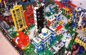 lego city models