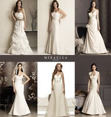 modern bridal gowns