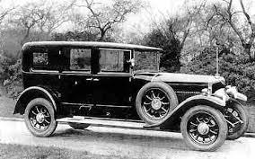 1920 cars