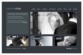 contemporary website design