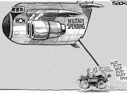 american military might