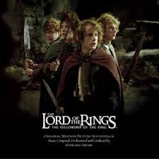 lord of the rings soundtrack fellowship of the ring