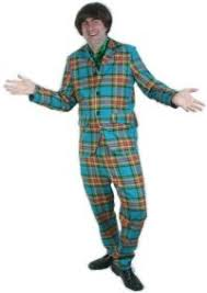 crazy suit