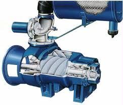 air compressor screw