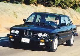 1987 bmw m5