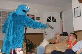 cookie monster jokes