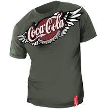 coke cola t shirt