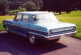 1964 chevy ii nova