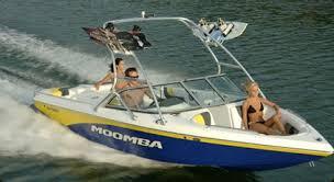 moomba ski boat