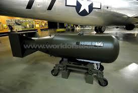 nuclear atom bomb