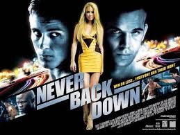 never back down posters