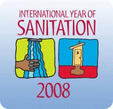 sanitation toilet