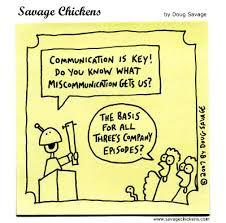 company communication