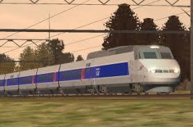 tgv train simulator