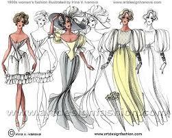 fashion 1900 1910