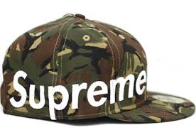 camo new era hat