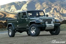jeep concept trucks
