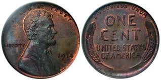 1914 d lincoln penny