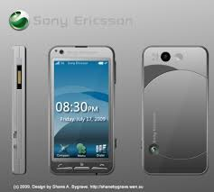 brand new sony ericsson phones