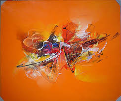 abstract painting pictures