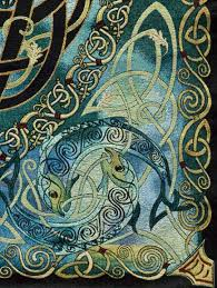 celtic wall tapestries