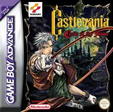 castlevania circle of moon