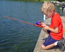 kids fishing pictures