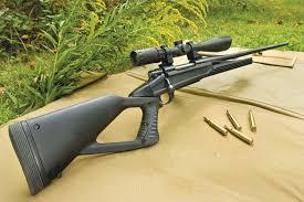 thumbhole rifle stock
