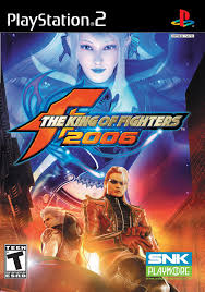 king of fighter ps2