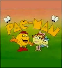 pac man cartoons
