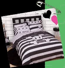 punk bedroom decor