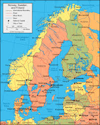 finland maps