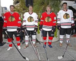 chicago blackhawks team