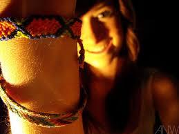 homemade string bracelets