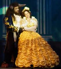 belle beauty and the beast costumes