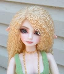 bjd wigs