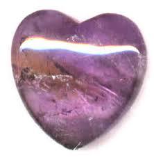 heart shape stones