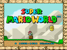 mario world pictures