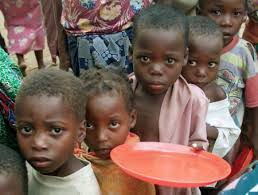 hungry in africa