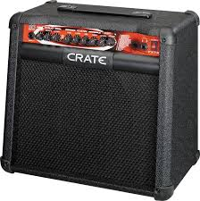 crate combo amps