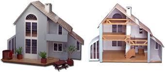 dollhouse blueprints