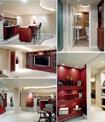 basement design photos