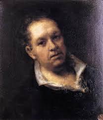 francisco de goya self portrait