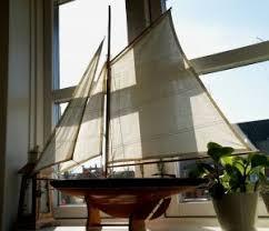 model sailboat plans