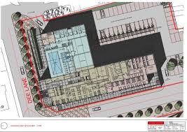hotel ground floor plan