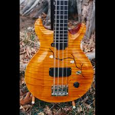 paul reed smith bass