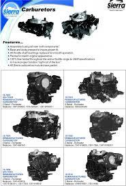 mercruiser carburetors